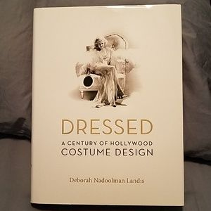 Other - Dressed: Hollywood costume book